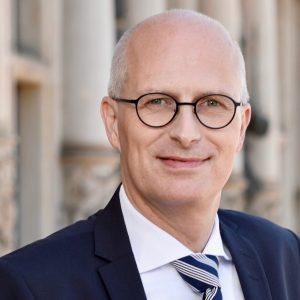 Portrait Dr. Peter Tschentscher